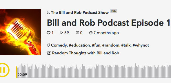 Scott Brennan on Random Thoughts with Bill and Rob